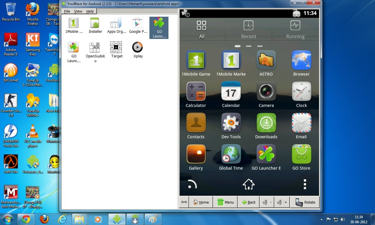 The best android emulators | choose android emulator | android.