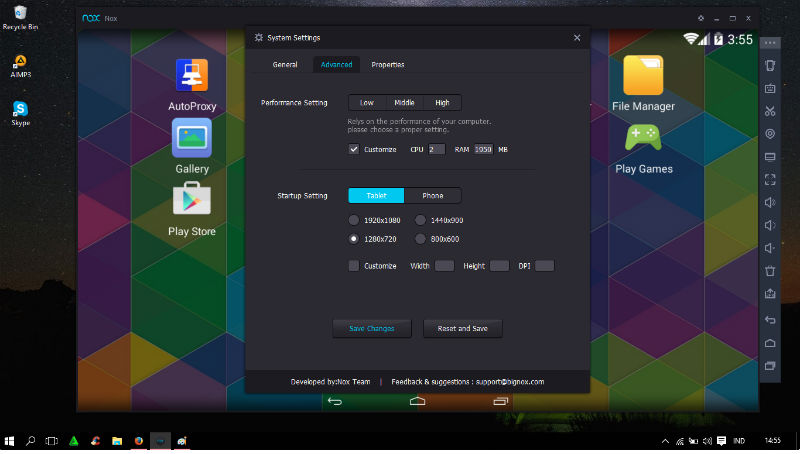 Nox App Player: Photo #3